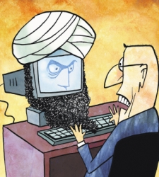 Resultado de imagen para terrorismo e internet