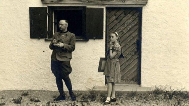 El diario de Himmler es descubierto en los archivos de Rusia