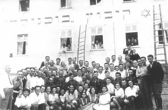 Los j venes sobrevivientes del holocausto que convirtieron la casa de un nazi en kibutz - La casa del nazi ...