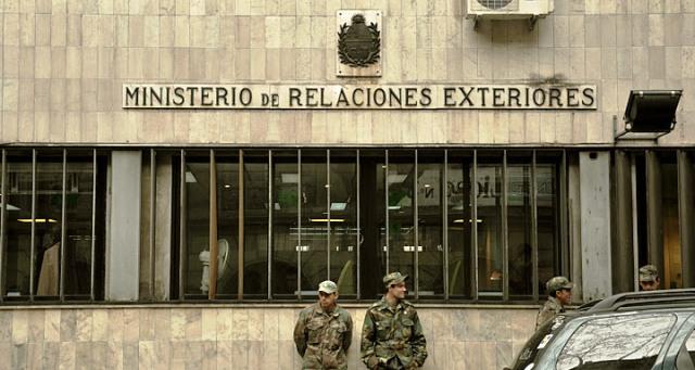 carta de un jud o uruguayo al ministerio de relaciones