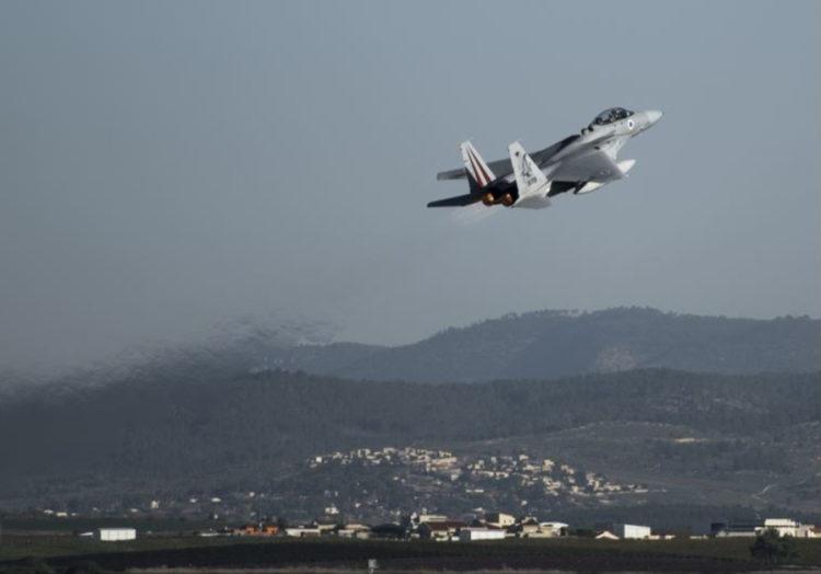 Israel ataca objetivos de Hamas tras lanzamiento de misiles desde Gaza