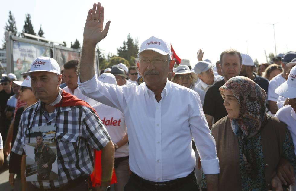 Estambul: marcha de la justicia