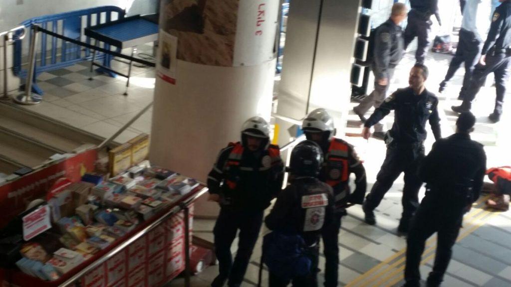 Presunto terrorista apuñala a guardia de seguridad en Jerúsalen