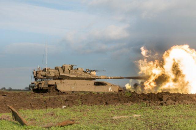 Israel acusa a Irán de atacar sus posiciones en Siria