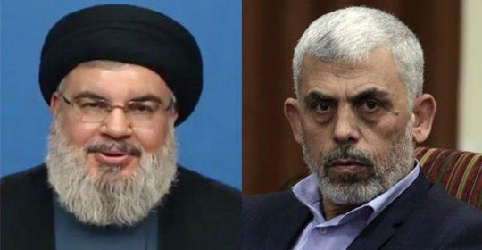 Hezbolá ayuda a Hamás a establecer una fuerza militar en el Líbano