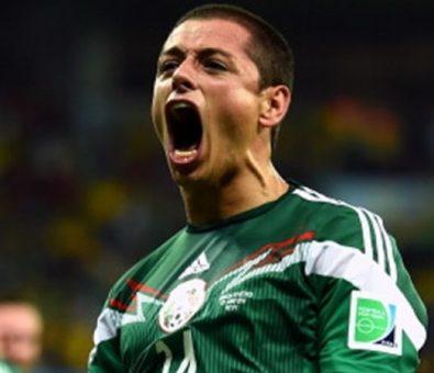 'Chicharito' aparece en video del tema oficial del Mundial