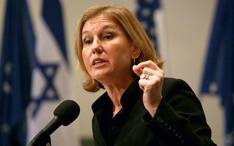 """Tzipi Livni dentro de la lista de las """"150 mujeres que sacudieron al mundo""""."""