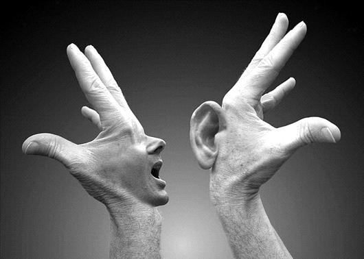 Escuchar, dialogar