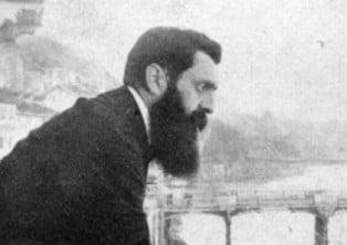 """""""Si lo queréis, no será una leyenda"""" Theodor Herzl"""