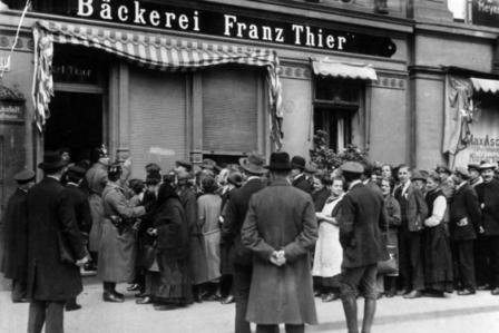 Alemania después de la Primera Guerra Mundial