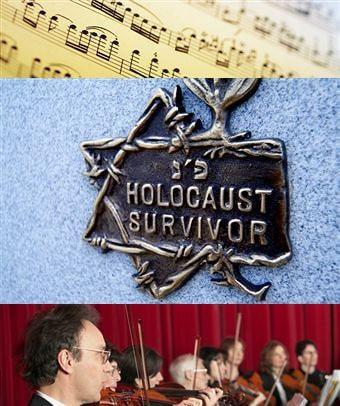 "Orquesta Sinfónica de Jerusalén en ""Kaddish – Estoy Aquí"" de Lawrence Siegel en Yad Vashem"