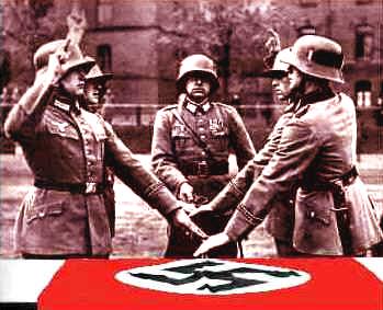 """El 43% de los belgas ven en el nazismo """"ideas interesantes"""""""