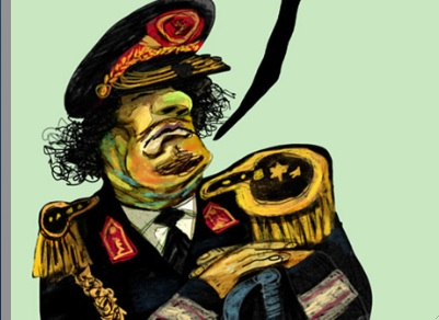A los seguidores de Gadafi