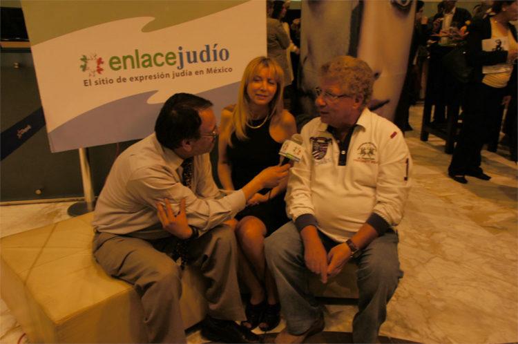 Enlace Judío cubrió en vivo el evento de inauguración del 9 Festival Internacional de Cine Judío
