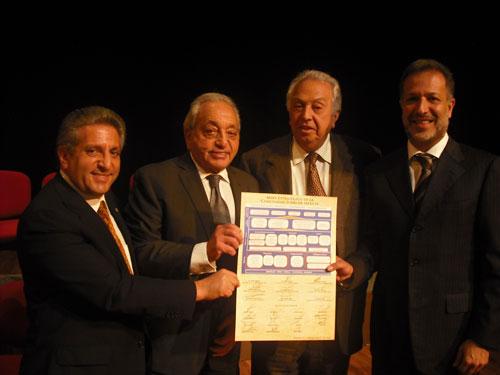 """Hoy, se hizo historia"": Se unen seis comunidades judías para definir el futuro"