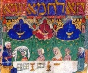 El vino y los hebreos
