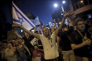 Falta de equidad social en Israel condujo a Moshe Silman a autoinmolarse.