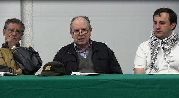 Niegan el Holocausto y piden interrupción de Relaciones Mexico Israel en Universidad del DF