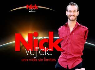 No Te Pierdas Mañana La Conferencia De Nick Vujicic En El