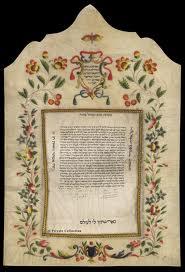 Judaísmo ABC | Ketubá