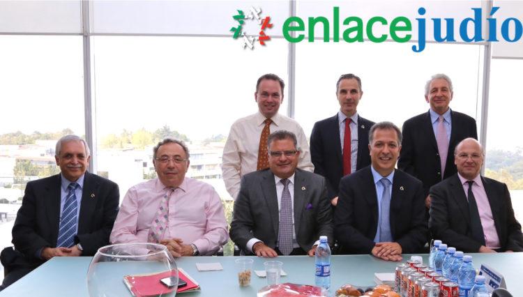 Salomón Achar es electo Presidente delComité Central de la Comunidad Judia de México