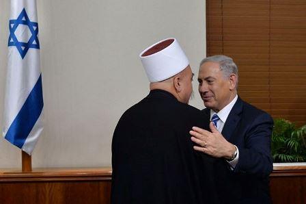 Resultado de imagen de Netanyahu y los drusos imagenes