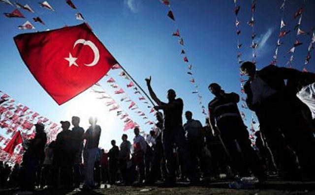 Oficial turco crucigrama