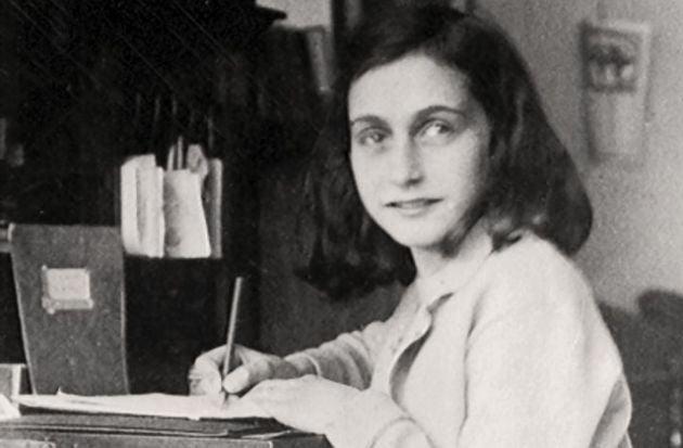 Las Diez Frases Más Hermosas Del Diario De Ana Frank Enlace Judío