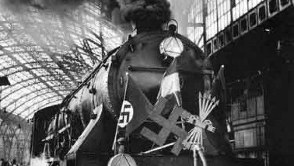 Resultado de imagen de tren nazi