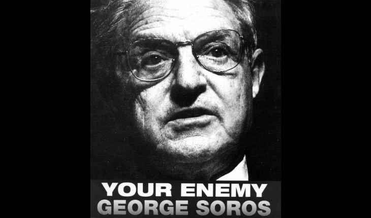 George Soros y la destrucción de Israel