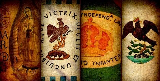 que significa el aguila y la serpiente en la bandera de mexico