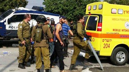 Israel: un soldado herido en un ataque terrorista con un auto