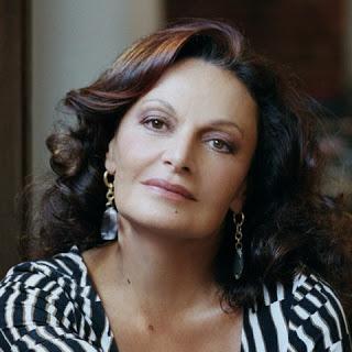 Diane Von Fürstenberg, princesa sefardí de la moda