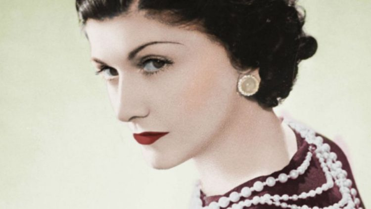 Chanel: una sola gota de sangre judía basta para matarte