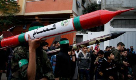 Hamás repuso su arsenal de misiles