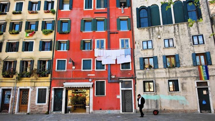El Gueto de Venecia, primero del mundo, mañana celebra 500 años.