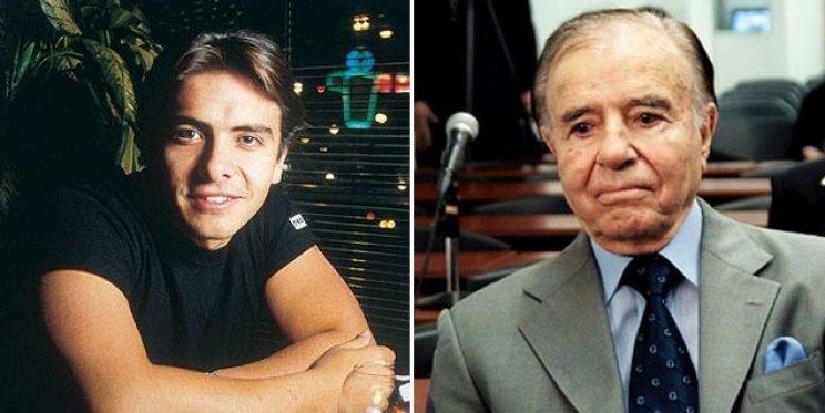 """Carlos Menem declaró que a su hijo """"lo mató Hezbollah"""""""