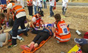 Hatzalah Israel entrena a panameños para ataques terroristas