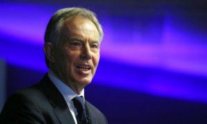 Tony Blair: Los países árabes normalizarán relaciones con Israel si Netanyahu se compromete a negociar con los palestinos