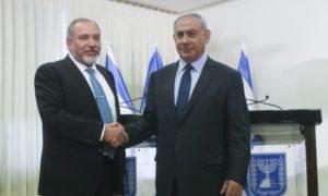 Netanyahu firma acuerdo de coalición con Israel Beitenu