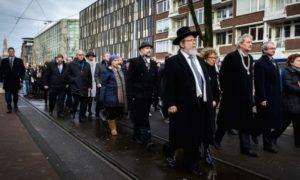 Ámsterdam pagará a la comunidad judía sobreviviente del Holocausto