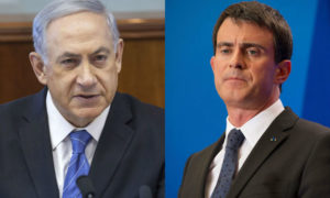 Netanyahu rechaza la iniciativa de paz francesa