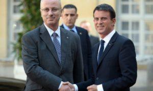 Los palestinos rechazan el llamado de Netanyahu para un diálogo directo en París