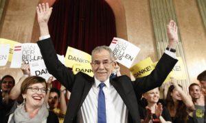 La ultraderecha pierde la presidencia de Austria