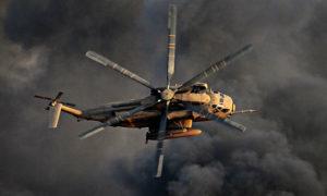 Israel revela sistema anti-misiles que será utilizado por helicópteros
