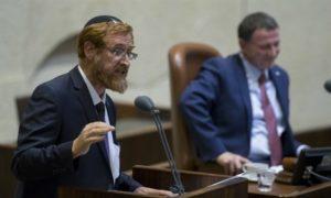 Nuevo miembro de la Knesset promete poner fin a la prohibición de la oración judía en el Monte del Templo