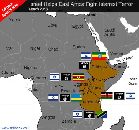 Israel ayuda a seis pases africanos a combatir terrorismo islmico israel ayuda a seis pases africanos a combatir terrorismo islmico gumiabroncs Choice Image