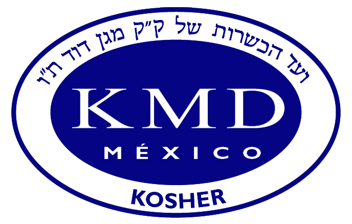 Cafeterías  Kosher certificadas por Maguen David  (KMD)