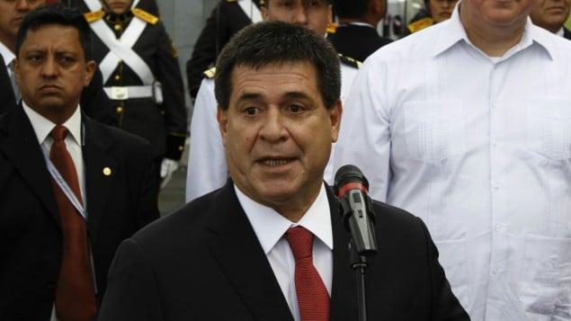 Presidente de Paraguay visitará Israel buscando ampliar vínculos