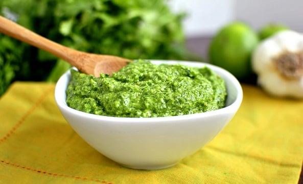 Pesto Kosher en 2 minutos